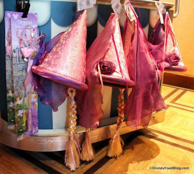 Rapunzel Hats