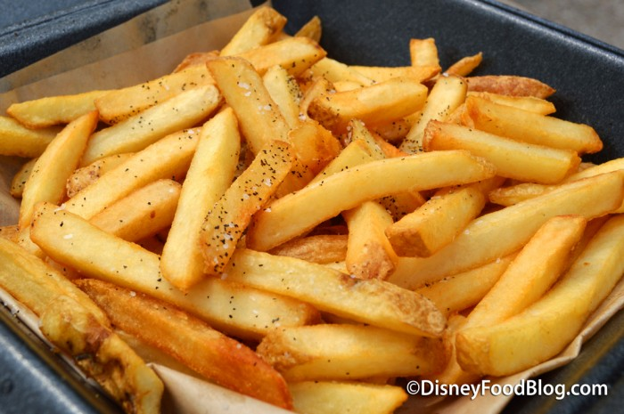 Homecoming Box of Fries