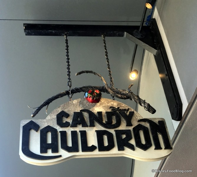 Candy Cauldron