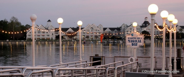 Early Morning on the Boardwalk
