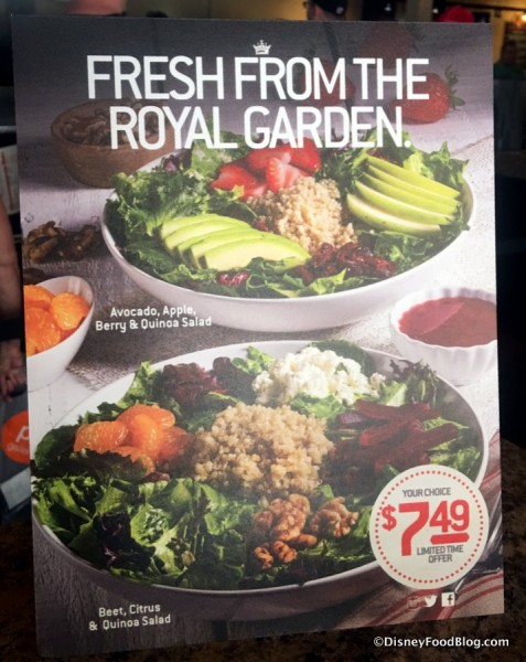Seasonal Salads
