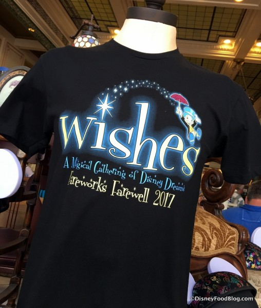 "Farewell ""Wishes"" T-shirt"