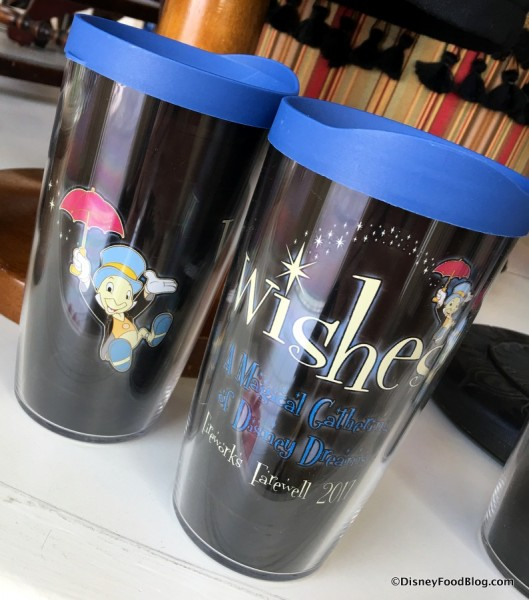 "Farewell ""Wishes"" Traveler Cups"