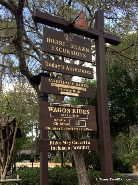 Fort Wilderness Tri Circle D Ranch 2