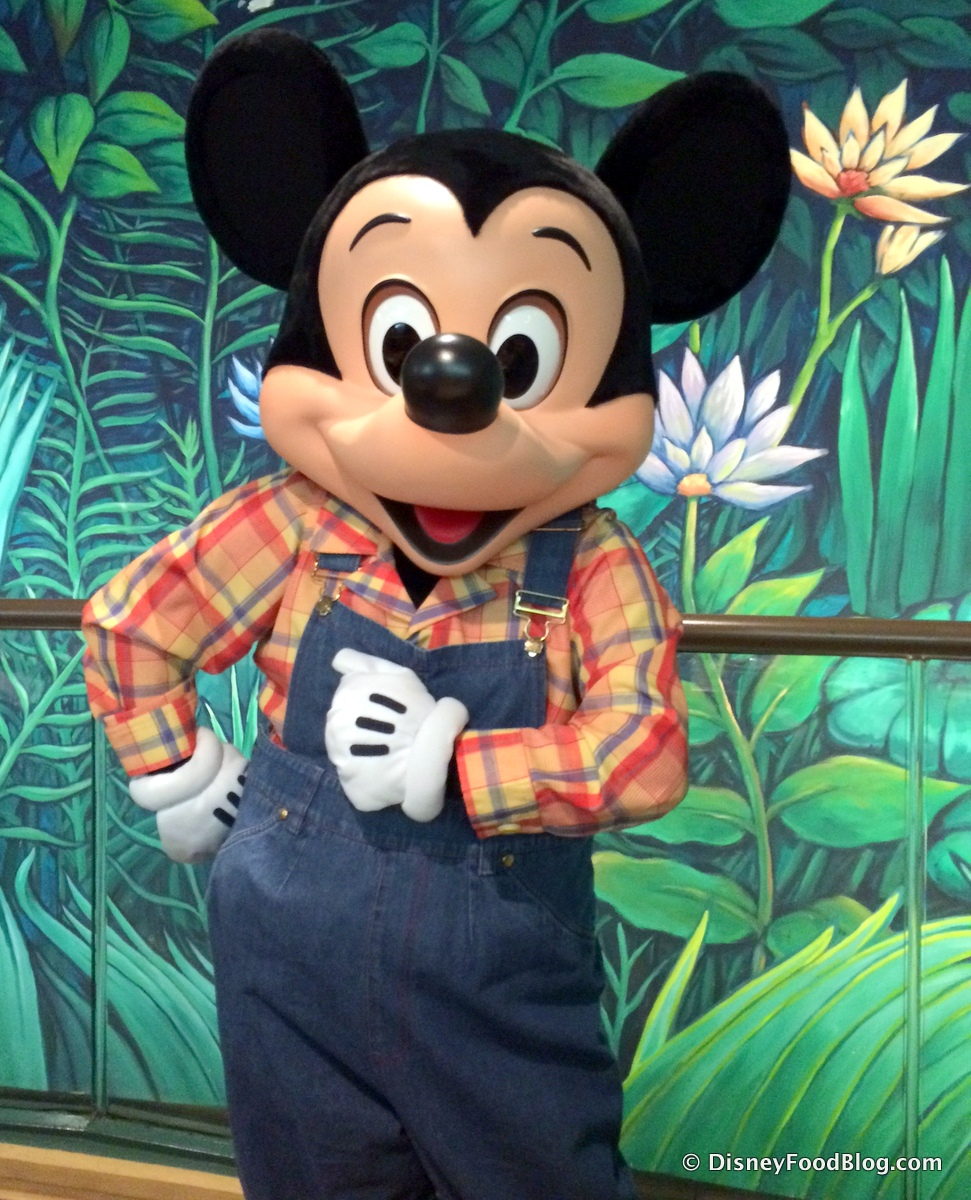 Disney: News: Mickey Mouse ON YOUR COFFEE At Joffrey's In Disney