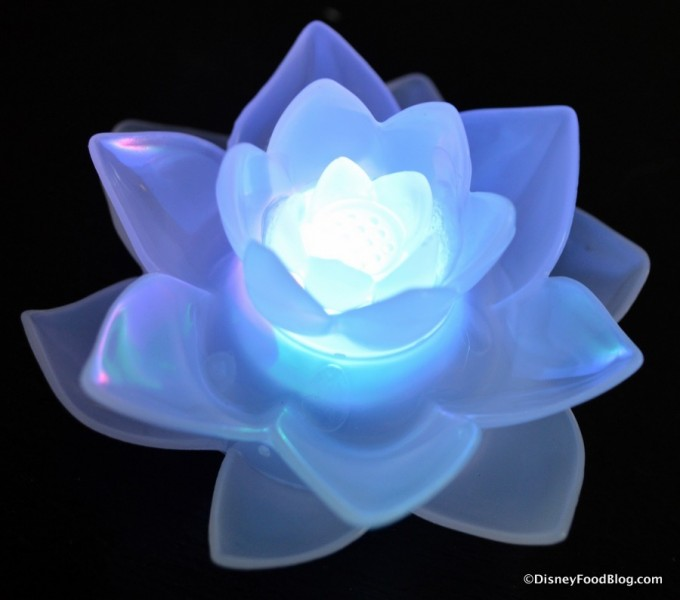 Lotus Glow Cube