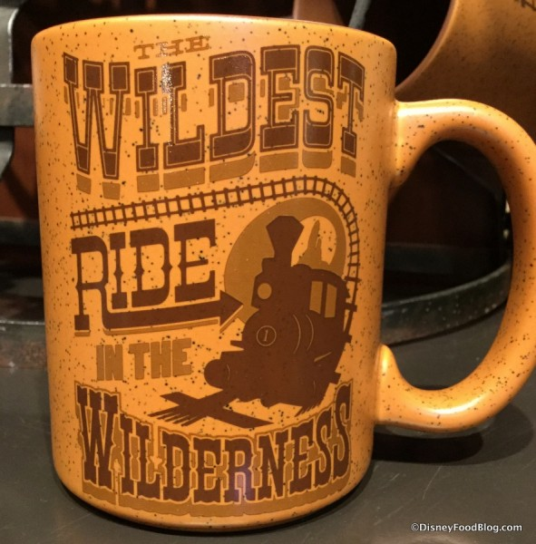 Big Thunder Mountain Mug