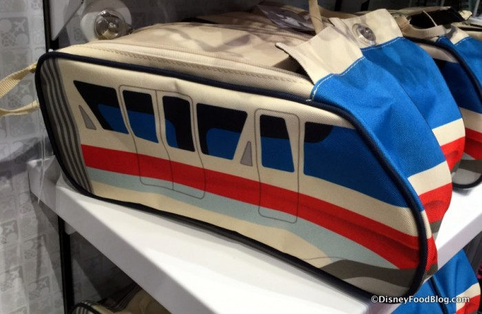 Monorail Toiletry Case