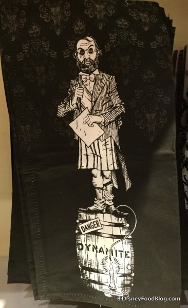 Haunted Mansion Napkin