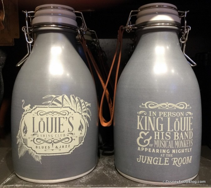 King Louie's growler