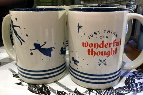 Peter Pan Neverland Mug