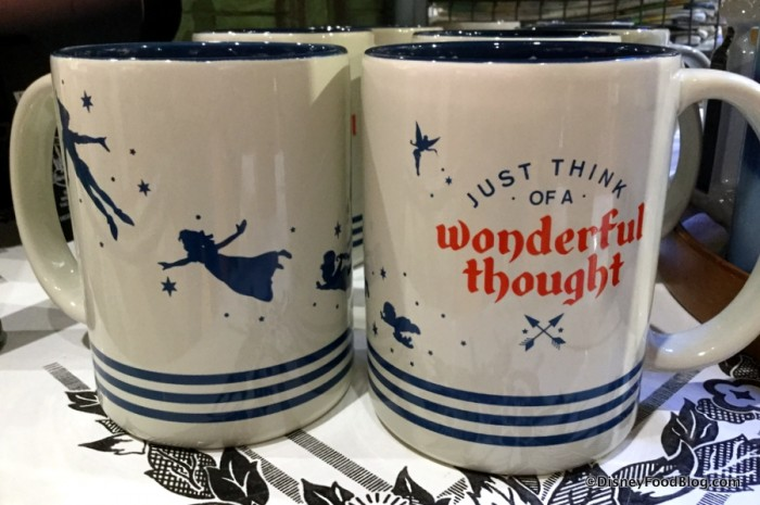 Peter Pan Neverland Mug