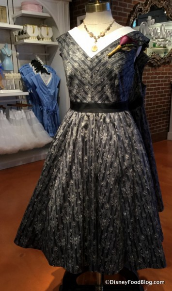 Haunted Mansion dress