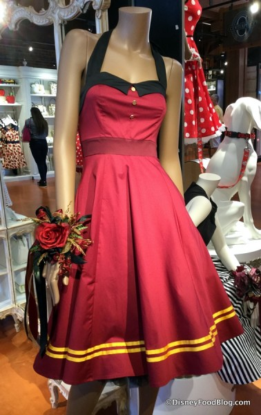 Tower of Terror dress