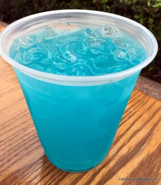 Blue Long Island Iced Tea