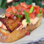 Disney Food Crawl: Pimento Cheese Edition