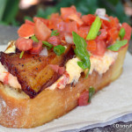 Disney Food Crawl: Pimento Cheese Edition