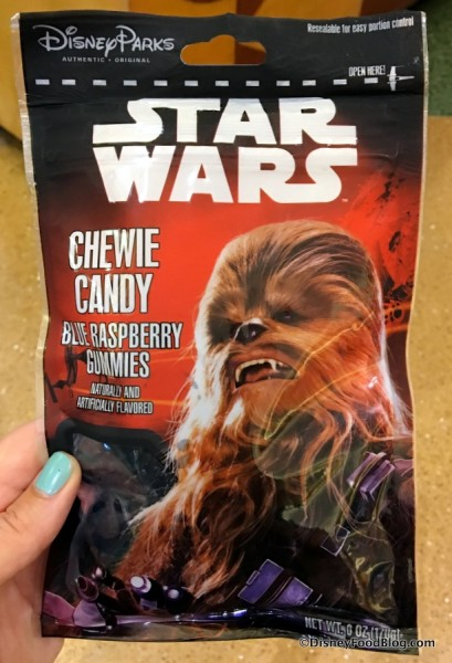 Chewie Candy