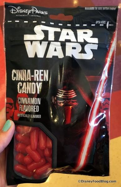 Cinna-Ren Cinnamon Candy