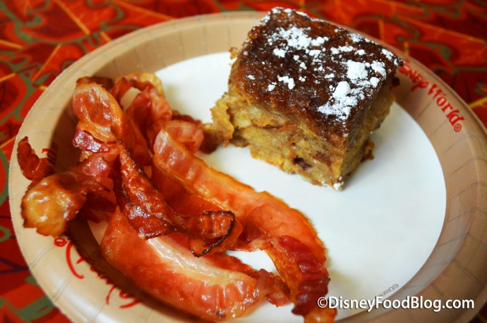 Sunshine Seasons Cinnamon French Toast Bread Pudding