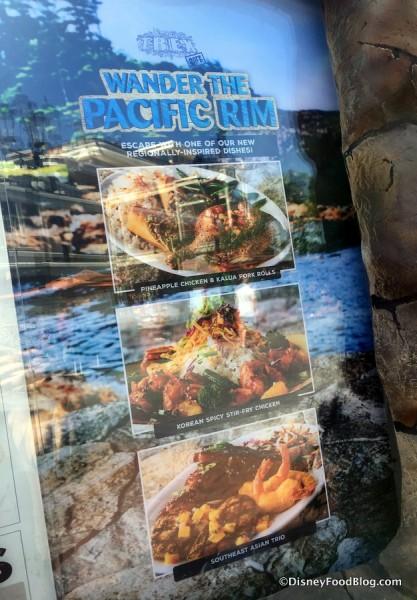 Pacific Rim Selections