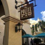 Photos: We Tried Out The NEW Addition To The Polite Pig's Menu in Disney Springs