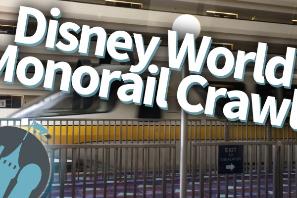 New DFB Video: Join Us For the Monorail Crawl!