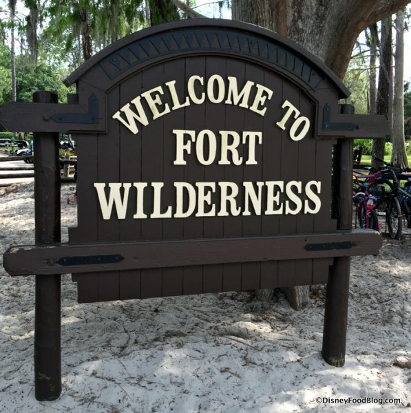Welcome to Fort Wilderness!