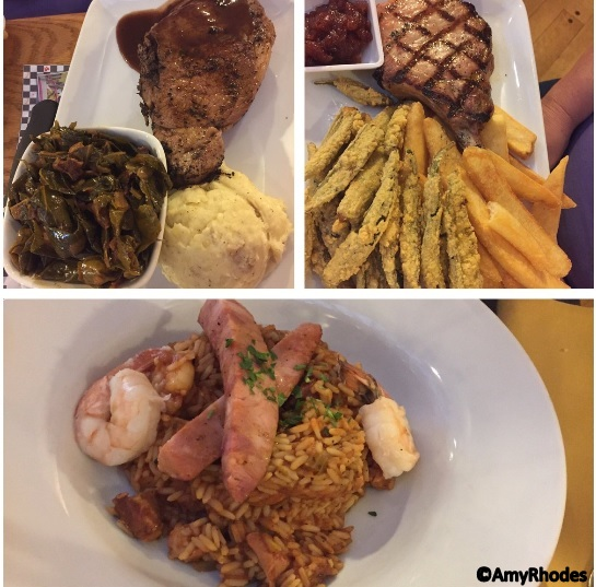 This all looks delicious!