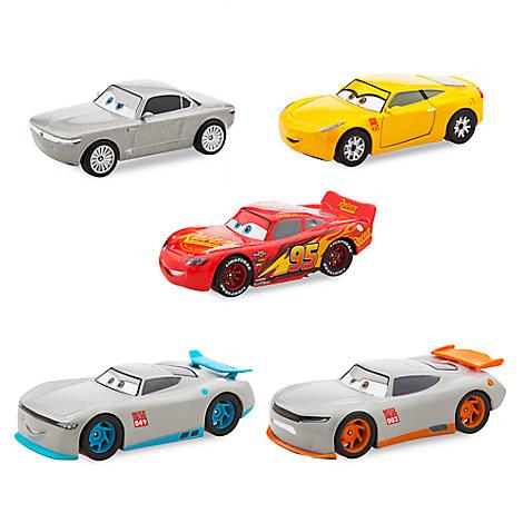 Cars 3 Die Cast Set