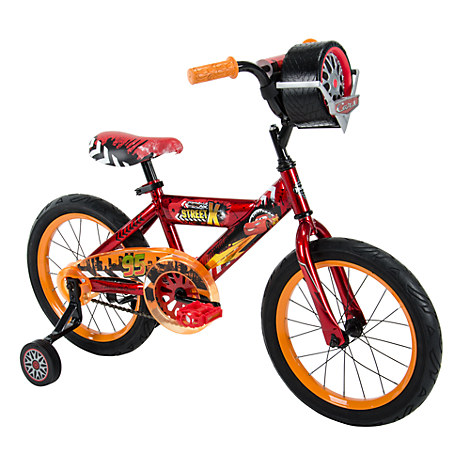 Cars 3 Huffy Bicycle
