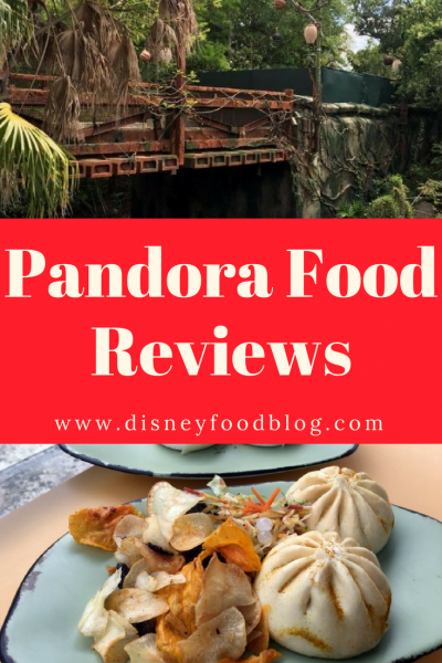 Check out over 6 Pandora food reviews from the Disney Food Blog!