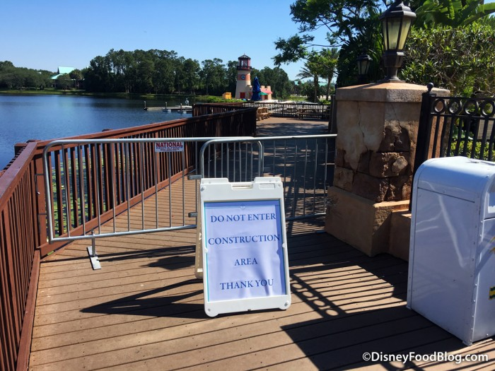 News And Photo Tour Disneys Caribbean Beach Resort Dining