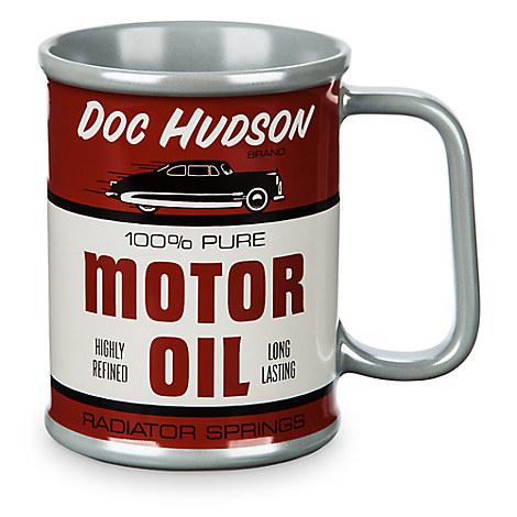 Doc Hudson Motor Oil Mug