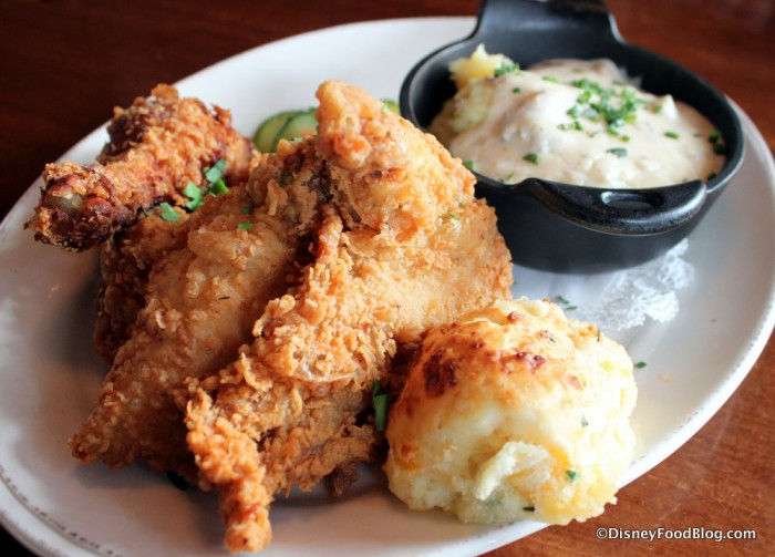 We'll review Homecomin's Fried Chicken anyday!