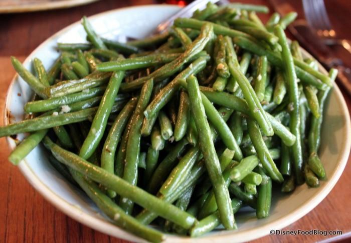 Liberty Tree Tavern Green Beans