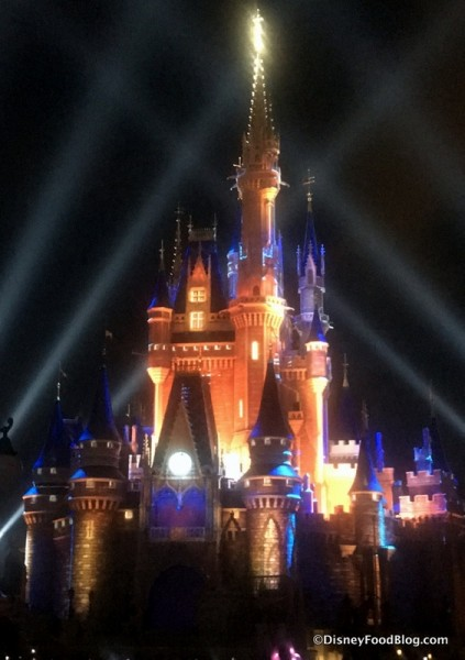 Lasers, Lights, and Castle