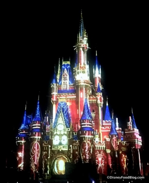 Castle Projections -- Happily Ever After