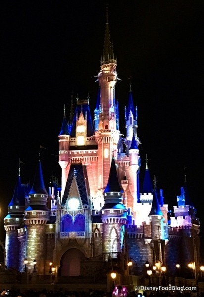 Castle Projection -- Happily Ever After