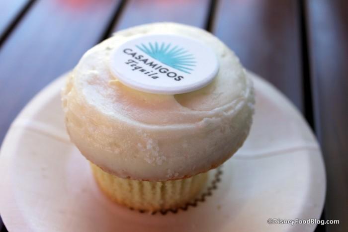 Margarita Cupcake