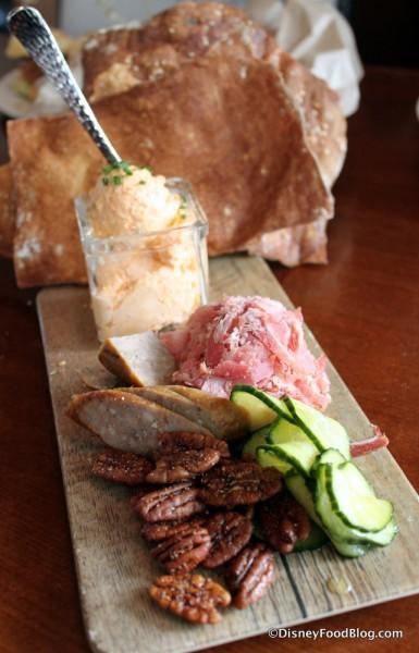 Jasper Board with Pimento Cheese