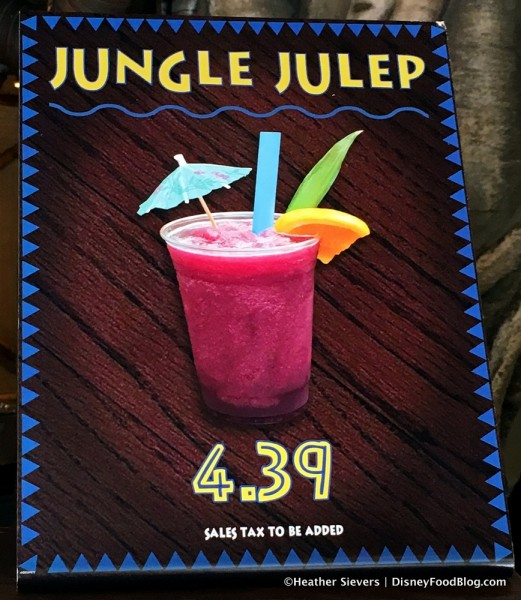 Bengal BBQ's Jungle Julep