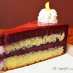 Review: Lemon Berry Mousse Cake at Epcot's Sunshine Seasons