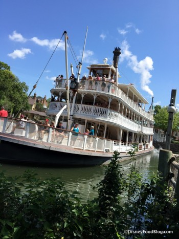 Liberty Belle Riverboat Magic Kingdom