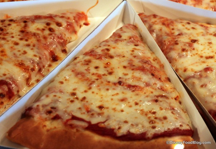 Lunar Cheese Pizza by the Slice