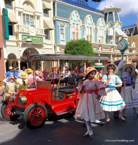 Trolley Show