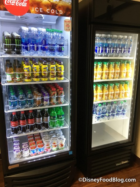 Grab and Go Drinks