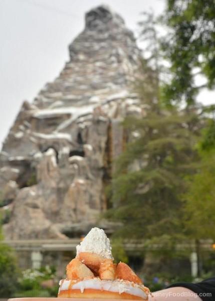 Matterhorn Macaroon Donut