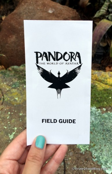 Pandora Field Guide
