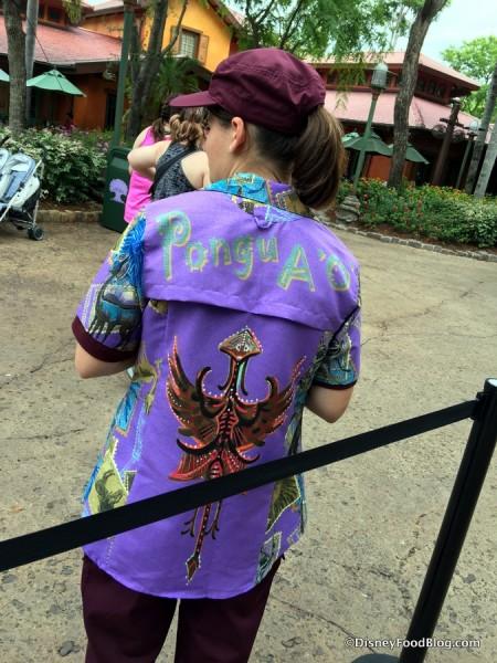 Pongu Pongu Cast Member  shirt